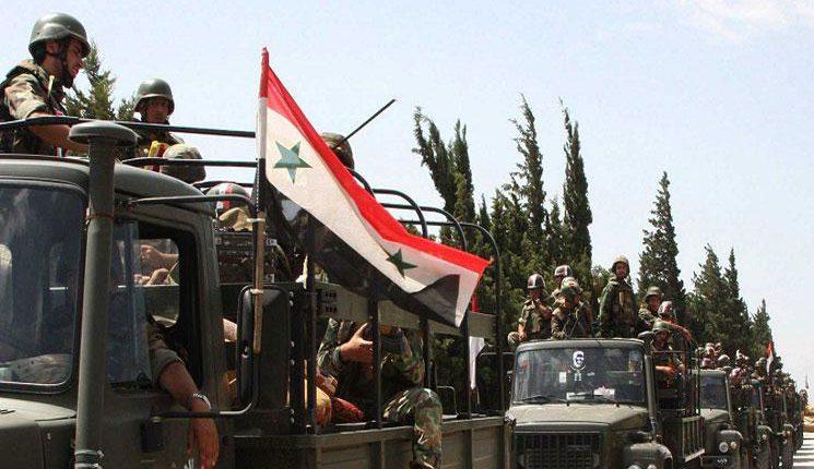 """""""المرصد السوري"""": تنظيم داعش يستعيد أكثر من 40% من مدينة البوكمال"""