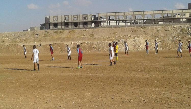 فريق جوانن كوباني يتأهل إلى الدور النصف النهائي من بطولة دوري كوباني.