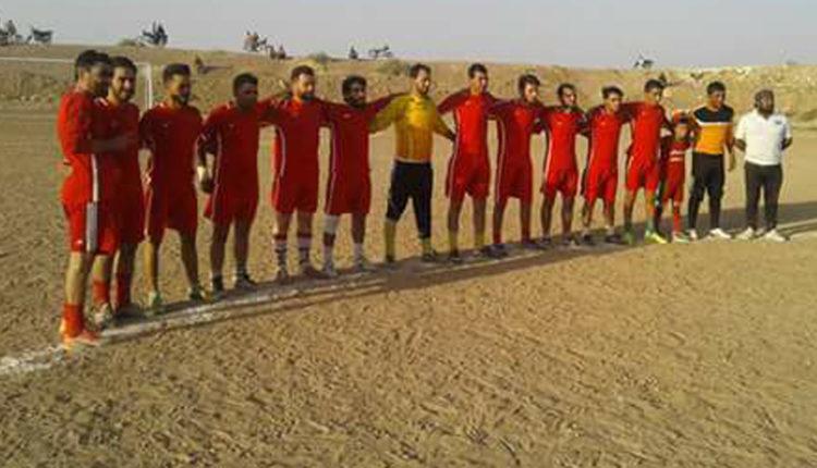 فريق عين عيسى يصل إلى المباراة النهائية في دوري كوباني.