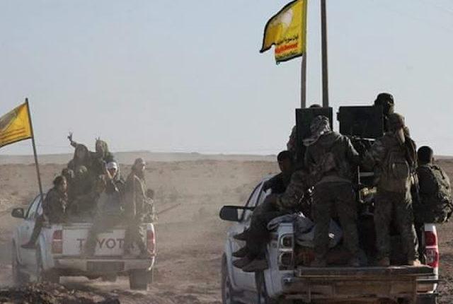 قوات سوريا الديمقراطية تحرر قرية سويدان جزيرة بريف دير الزور