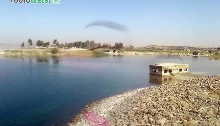 كوباني:انخفاض منسوب مياه نهر الفرات يتسبّب بانقطاع الكهرباء لحوالي عشرين ساعة يومياً