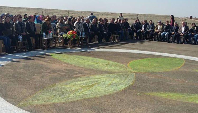 افتتاح معمل لإنتاج السماد الطبيعي في تربسپيي