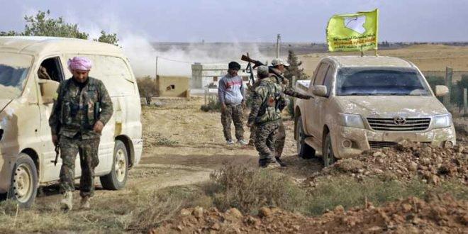المرصد السوري: داعش يستميت للحفاظ على بقائه في مواجهة عاصفة الجزيرة