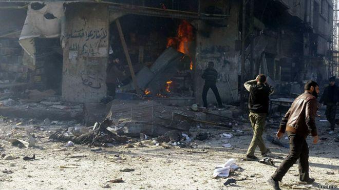 الأمم المتحدة: قوات النظام السوري قتلت 85 شخصاً في الغوطة الشرقية