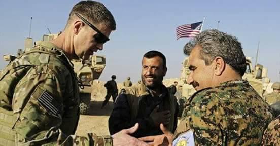 تركيا تقول أنّ الولايات المتحدة ستستمرّ في دعم القوات الكردية وتستفزها بتسمية شارع السفارة الأمريكية في أنقرة بغصن الزيتون